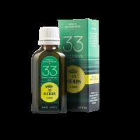 Эфирное масло 33 Травы