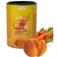 РАСТВОРИМЫЙ КРЕМ-СУП с морковью, апельсином и имбирем
